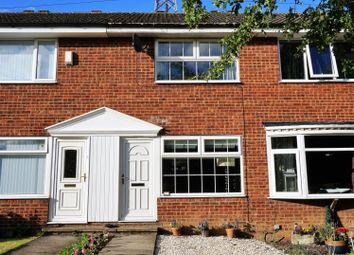 Thumbnail 2 bedroom terraced house for sale in Netherwindings, York
