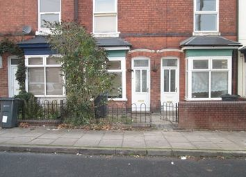Thumbnail 3 bedroom terraced house to rent in Gleave Road, Selly Oak, Birmingham