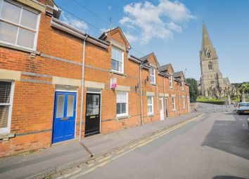 Thumbnail 2 bedroom terraced house for sale in Church Road, Swindon