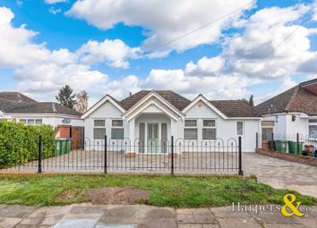 Thumbnail 3 bed bungalow for sale in Barton Road, Sidcup