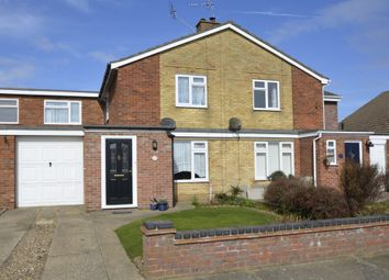 Thumbnail 3 bed semi-detached house for sale in Colneis Road, Felixstowe