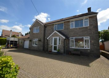Thumbnail 3 bed detached house for sale in Wells Road, Chilcompton, Radstock