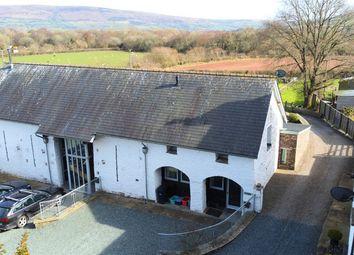 Thumbnail 2 bed barn conversion for sale in Brynderwen, Talyllyn, Brecon, Powys
