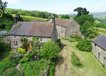 Thumbnail 3 bed detached house for sale in Burnt Oak Farm, Meerbrook, Leek, Stafordshire