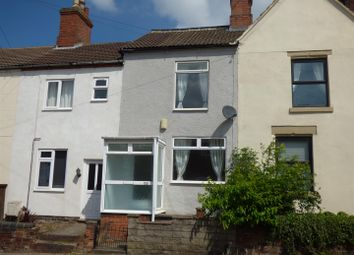 Thumbnail 2 bed terraced house to rent in Bernard Street, Woodville, Swadlincote