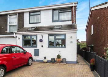 Thumbnail Semi-detached house for sale in Browns Bridge Road, Southam