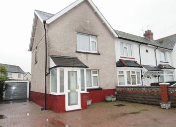 Thumbnail 2 bedroom end terrace house for sale in Pendine Road, Ely, Cardiff