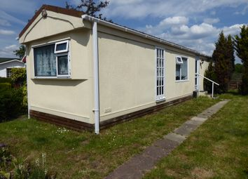 Thumbnail 1 bed mobile/park home for sale in The Hermitage, Warfield, Bracknell, Berkshire