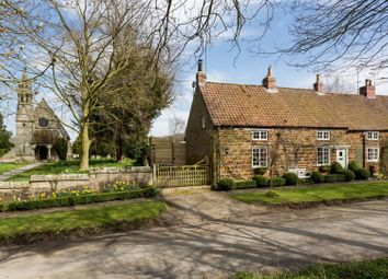Thumbnail 3 bed property for sale in Mill Cottage, Howsham, York