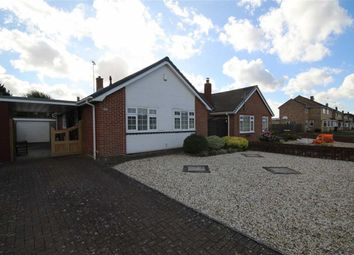 Thumbnail 3 bed detached bungalow for sale in Severn Avenue, Swindon