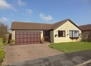 Thumbnail 4 bed detached bungalow for sale in Ancaster Drive, Sleaford