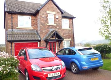 Thumbnail 4 bed detached house for sale in Lingla Gardens, Frizington, Cumbria