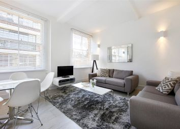Thumbnail 1 bed flat to rent in Berry Street, London
