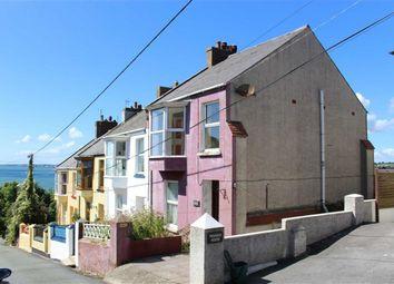 Thumbnail 3 bed end terrace house for sale in Beach Road, Llanreath, Pembroke Dock