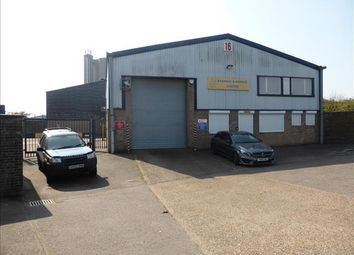Thumbnail Warehouse to let in 16 Francis Way, Norwich