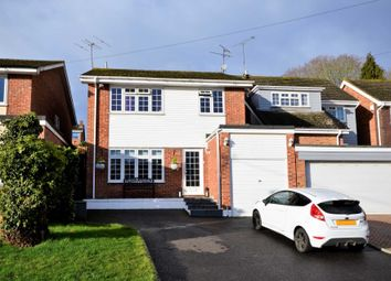Thumbnail 4 bed detached house for sale in Glenside, Billericay