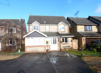 Thumbnail 5 bedroom detached house for sale in Long Croft, Yate, Bristol