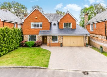Thumbnail 5 bed detached house for sale in Brookwood Park, 119 Balcombe Road, Horley, Surrey