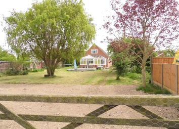 Thumbnail 5 bed property for sale in The Burnhams, Terrington St. Clement, King's Lynn