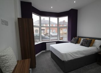 Thumbnail 6 bed shared accommodation to rent in Evesham Road, Leicester