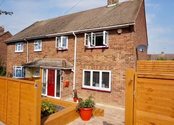 Thumbnail 3 bed semi-detached house for sale in Miskin Road, Rochester