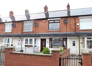Thumbnail 2 bedroom terraced house to rent in York Crescent, Belfast