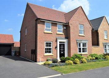 Thumbnail 4 bed detached house for sale in Hunters Road, Newark