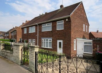 Thumbnail 3 bedroom semi-detached house for sale in Addison Road, Maltby, Rotherham