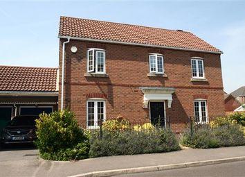 Thumbnail 3 bedroom detached house for sale in Beggarwood, Basingstoke, Hampshire