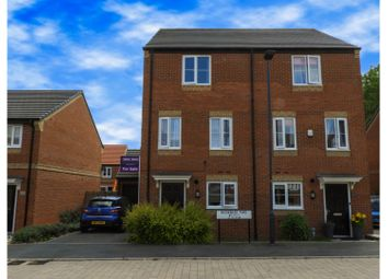 Thumbnail 4 bed town house for sale in Rosebud Way, Catterick Garrison