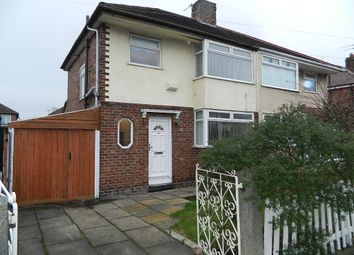 Thumbnail 3 bed terraced house for sale in Marldon Road, Liverpool