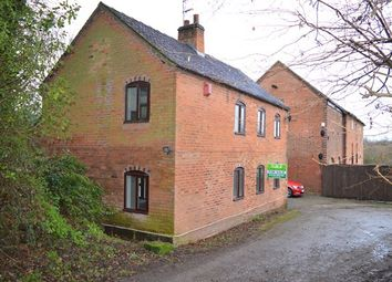 Thumbnail 3 bed detached house for sale in Mill Lane, Wollerton