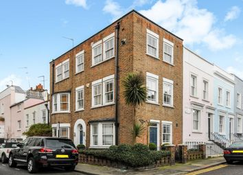 Thumbnail 4 bed end terrace house to rent in Hillgate Place W8,