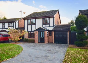 Thumbnail 4 bed detached house for sale in Miena Way, Ashtead