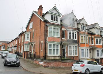 Thumbnail 1 bed flat to rent in Wentworth Road, West End, Leicester