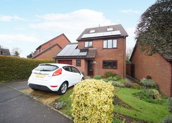 Thumbnail 4 bed detached house for sale in St. Davids Close, Odiham, Hook
