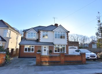 Thumbnail 5 bed detached house for sale in Hogarth Avenue, Brentwood