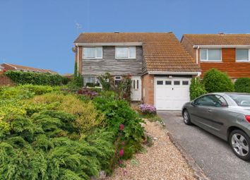 Thumbnail 3 bed detached house for sale in Eynsford Close, Cliftonville, Margate