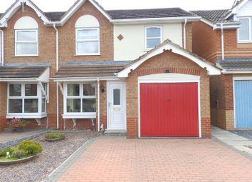 Thumbnail 3 bedroom semi-detached house for sale in The Grange, Kirby Hill, Boroughbridge, York