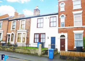 Thumbnail 5 bed terraced house to rent in North Street, Derby