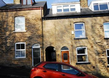 Thumbnail 3 bed terraced house to rent in Cromwell St, Walkley, Sheffield