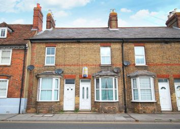 Thumbnail 3 bed terraced house for sale in Wincheap, Canterbury