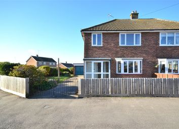Thumbnail 3 bed semi-detached house for sale in Suffield Way, King's Lynn