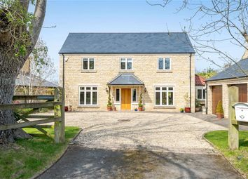 Thumbnail 5 bed country house for sale in Marholm Road, Ufford, Stamford