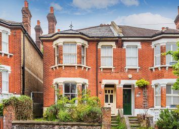 Thumbnail 4 bed semi-detached house for sale in Marlborough Road, South Croydon