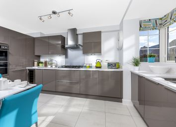 """Thumbnail 4 bed semi-detached house for sale in """"Hythe"""" at Chapel Hill, Basingstoke"""