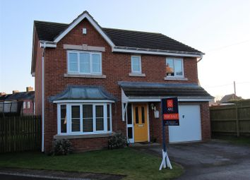 Thumbnail 4 bed detached house for sale in Woodlands Green, Middleton St. George, Darlington