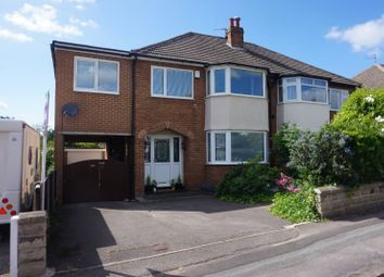 Thumbnail 5 bed semi-detached house for sale in Kingsley Avenue, Milnthorpe, Wakefield