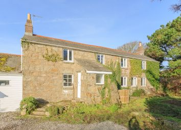 Thumbnail 7 bed detached house for sale in Quarry Lane, Penzance