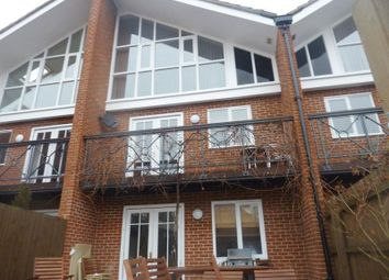 Thumbnail 4 bedroom terraced house for sale in Bracondale Millgate, Norwich